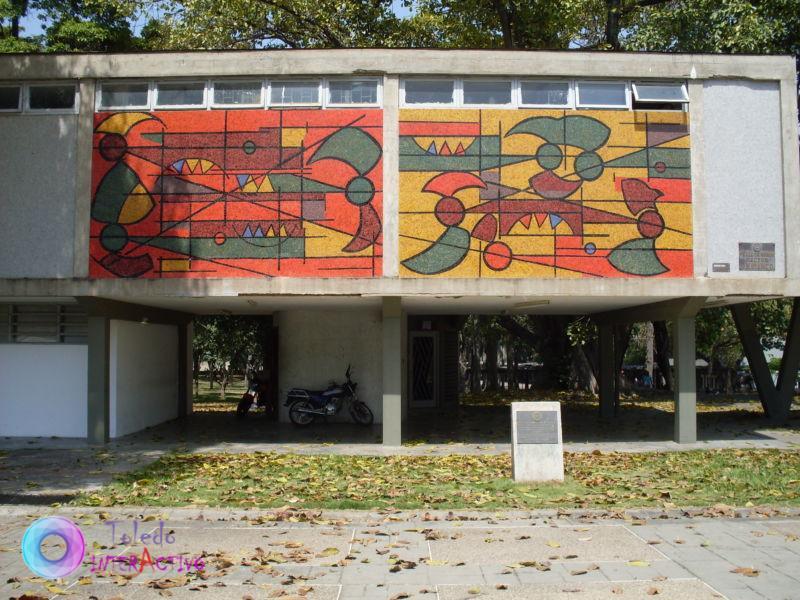 Fachada Museo de Arte Contemporáneo de Infantes