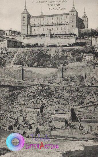 El Alcázar de Toledo. Hauser y Menet