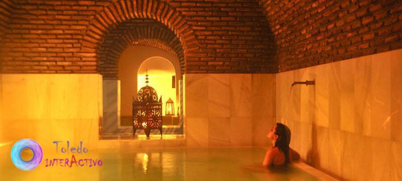 Baños árabes o Una despedida de soltera tipo Spa
