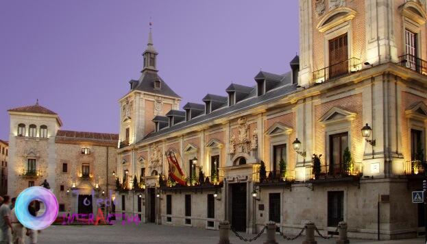 Barrio de los austrias de Madrid