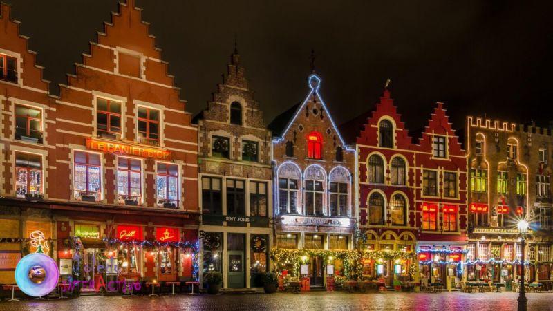 navidades en Bélgica