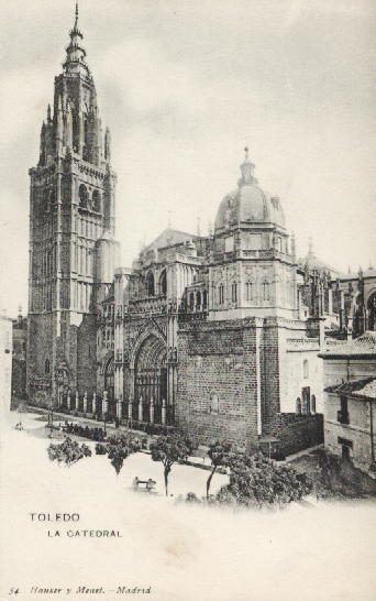 La Catedral de Toledo. Hauser y Menet (Madrid)