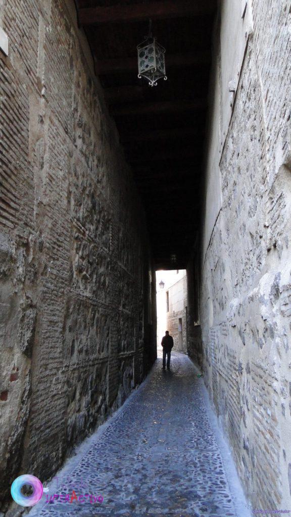 cobertizo de Santo Domingo el Real Toledo