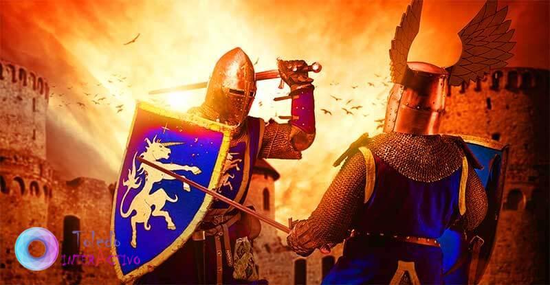 Despedida medieval en Toledo