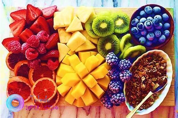 Dieta saludable en la Mujer
