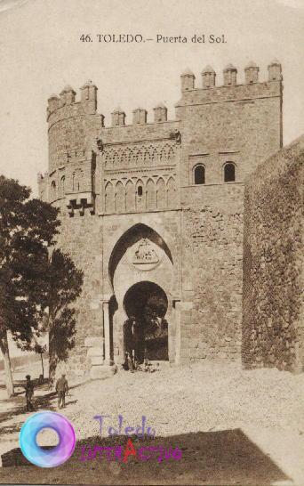 Puerta del Sol de Toledo. Grafos