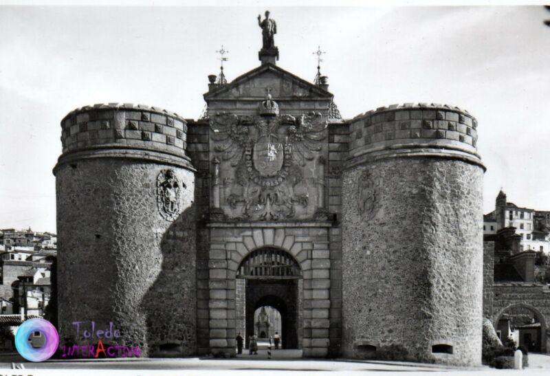 Fachada Puerta Visagra
