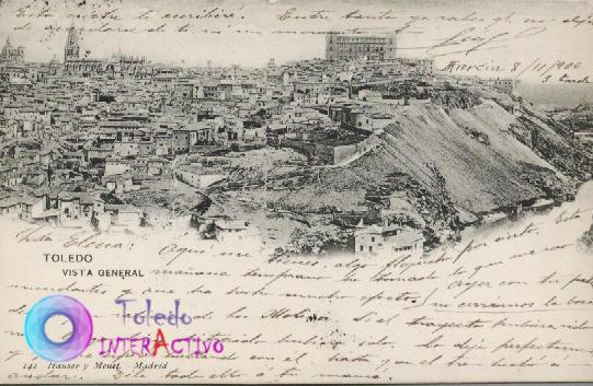 Vista General de Toledo. Hauser y Menet (Madrid)
